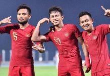 Saddil Ramdani Masuk Pemain Terbaik SEA Games 2019
