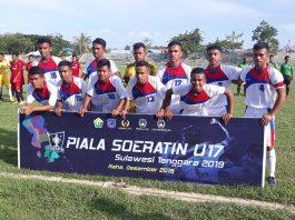 Handayani FC Mubar Lolos ke Final Piala Soeratin U-17
